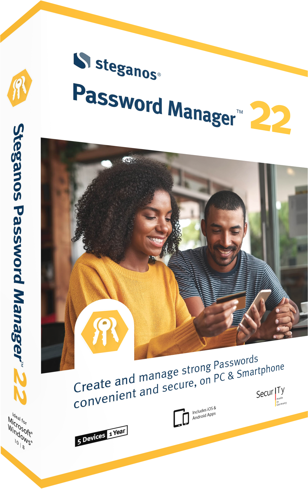 Password Manager 22