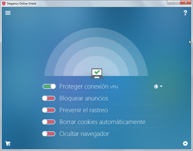 Utilizar VPN para download p2p
