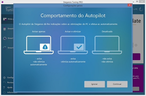 desfragmentando registros do pc